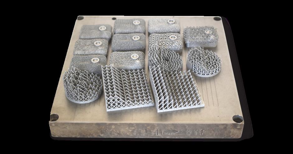 DMP 350 및 500 시리즈의 특정 프린터 아키텍처는 복잡한 격자 및 까다로운 금속 합금 가공시에도 반복적으로 높은 부품 품질을 생성합니다.