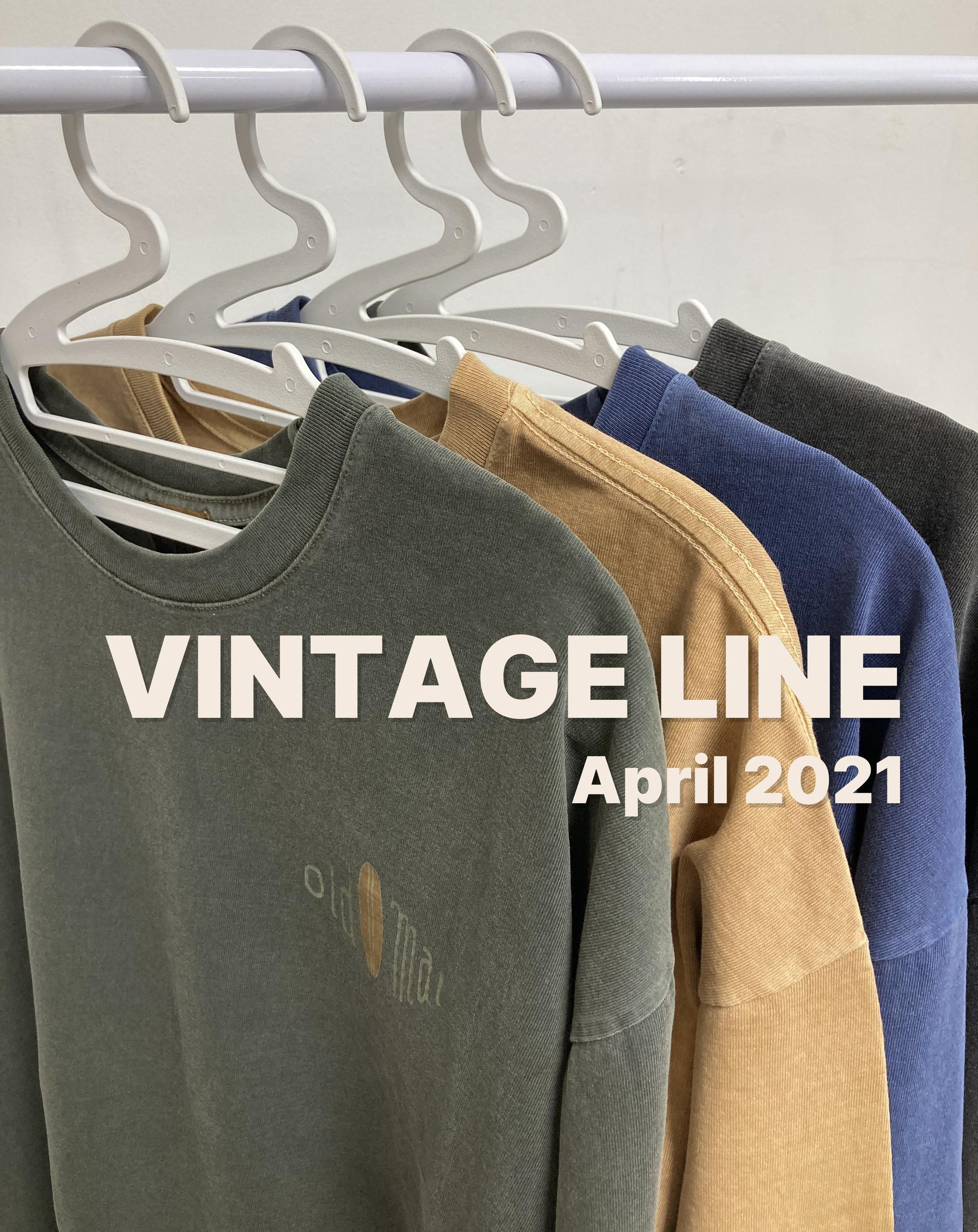 VINTAGE LINE on April