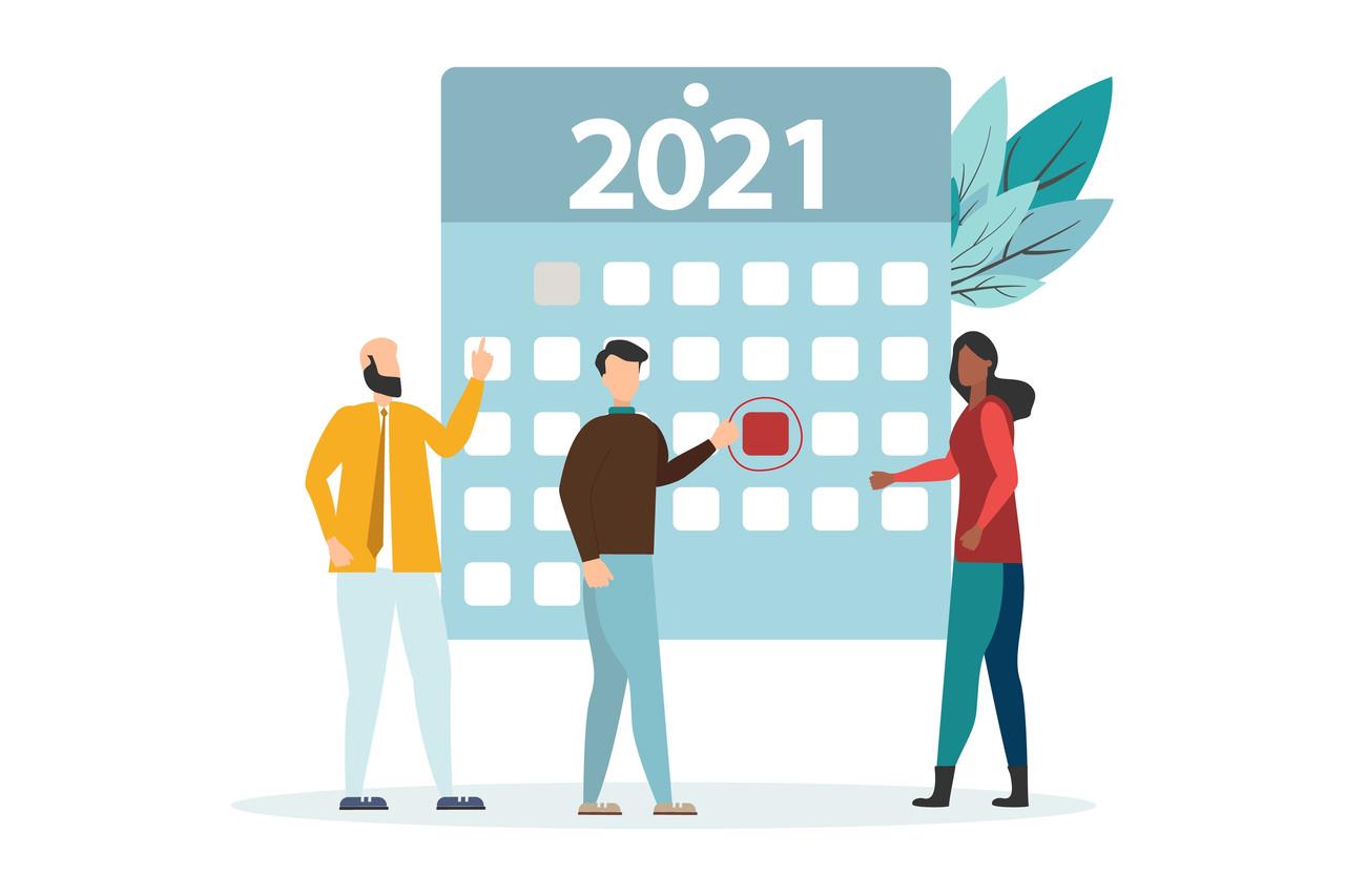 2021년 취업교육일정