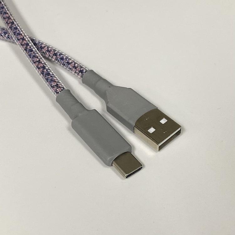 타이니그램 커스텀 케이블 - USB 커넥터 튜빙 (Tinygram Custom Cables - Heatshrink on USB)