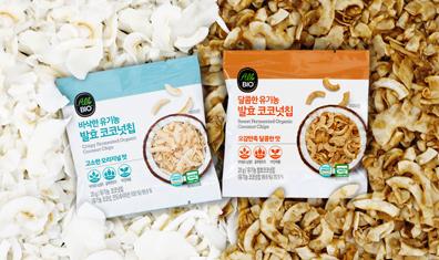 코코넛칩 와디즈 공개