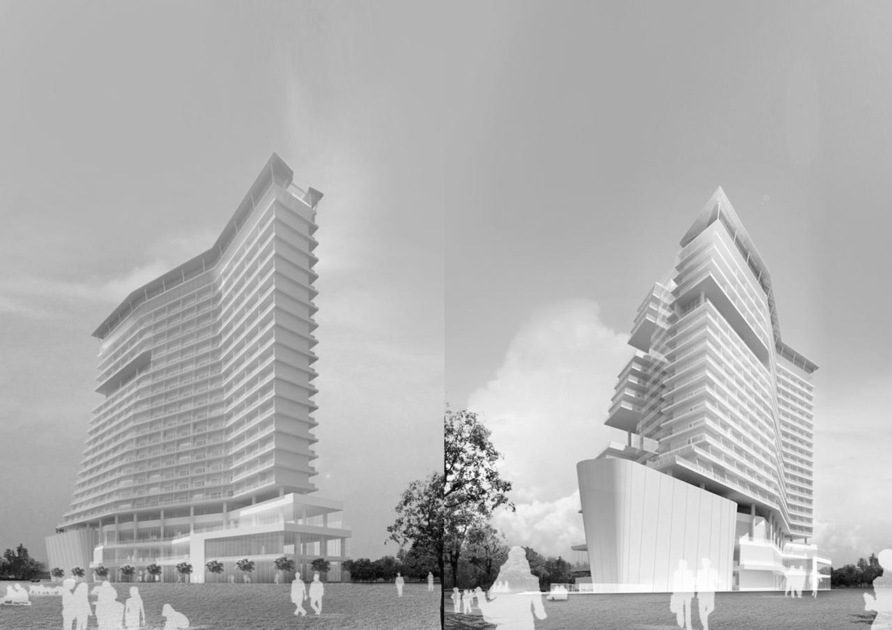 몽골 울란바타르 관광호텔 디자인