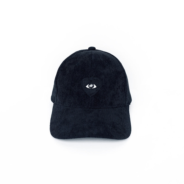 LOVE FM BALL CAP black