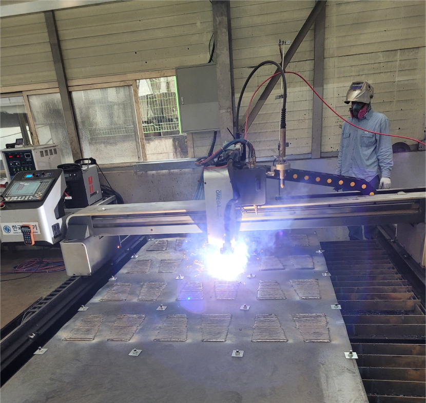 Cultivating Welding Automation Facility