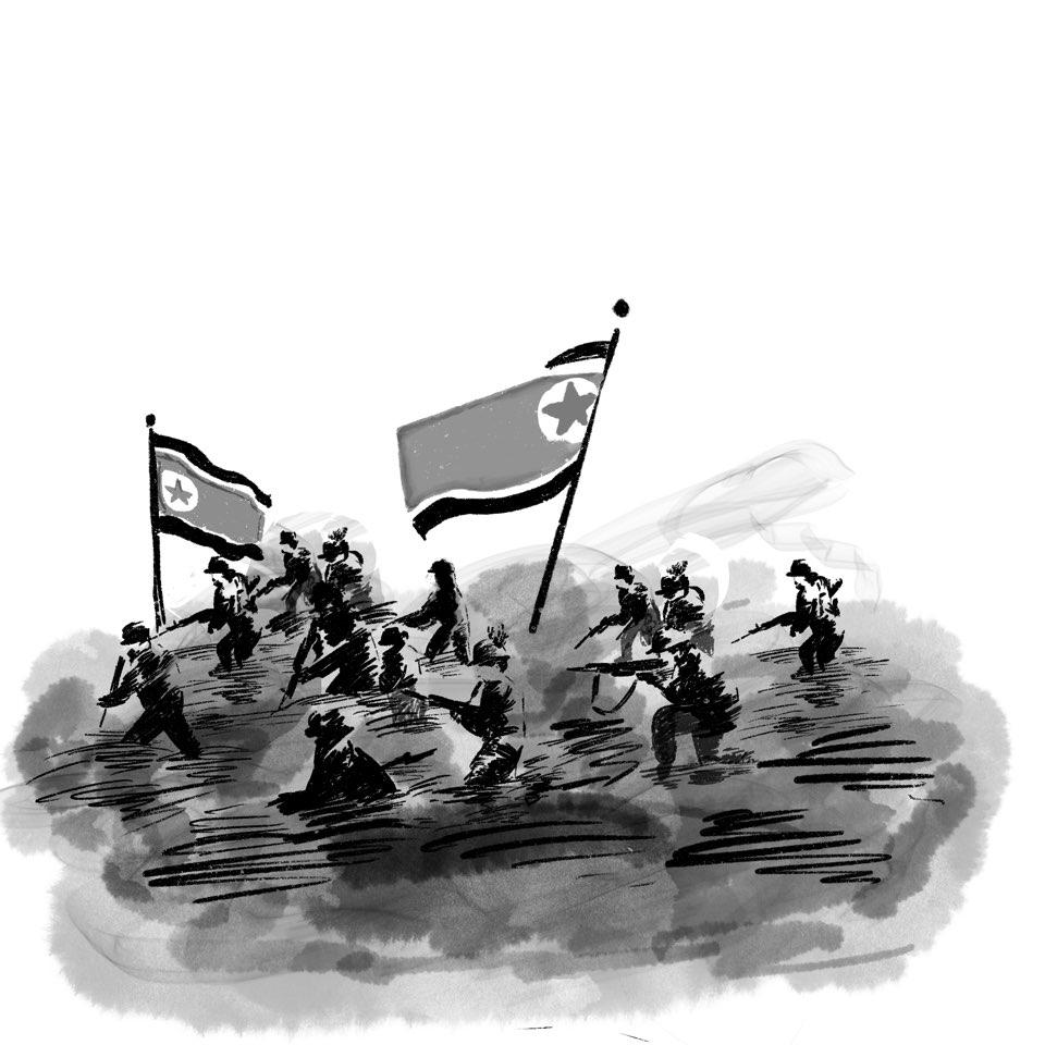 북한이탈주민 수기 7권 연재 중