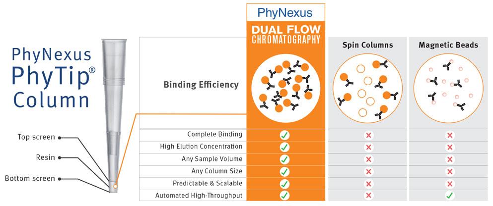 PhyNexus's PhyTip Columns