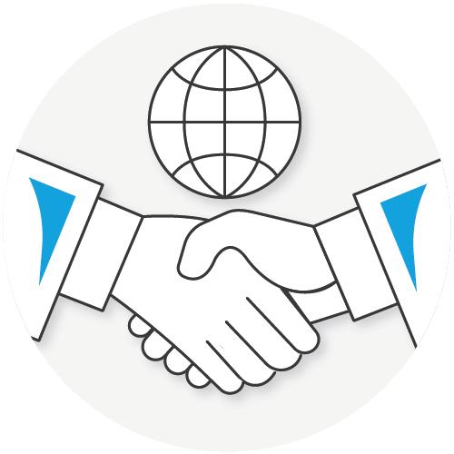 <strong>마케팅 제휴</strong><br/>컨설팅, 대리점 , 온라인 국내외 영업 관련 협업