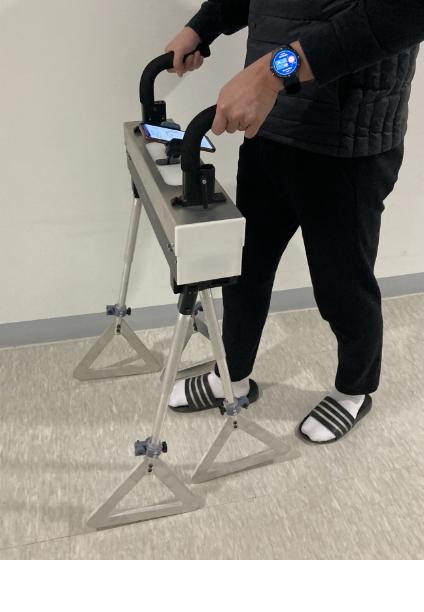 로봇 워커 작동모습