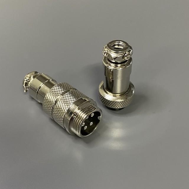 타이니그램 커스텀 케이블 - 항공 커넥터 GX16/5-pin (Tinygram Custom Cables - Aviator Connector GX16/5-pin)