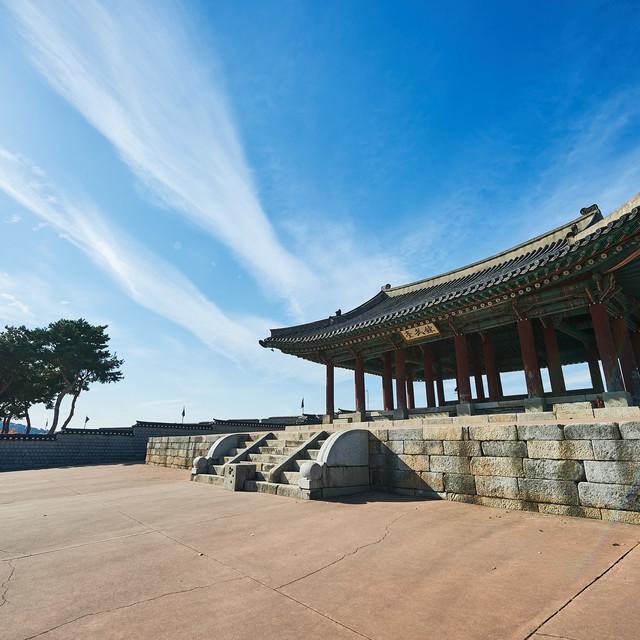 수원화성 연무대 & 화홍문