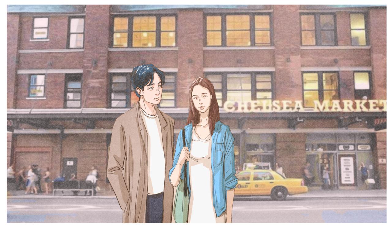 러브 어페어(Love affair) / 접수 중
