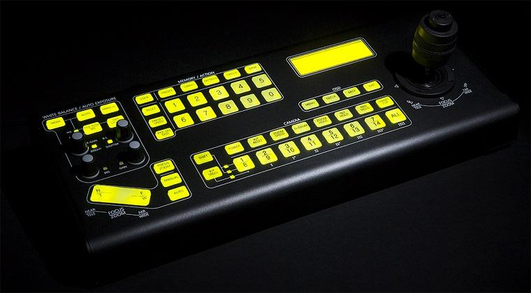 C-K200 Professional PTZ Controller