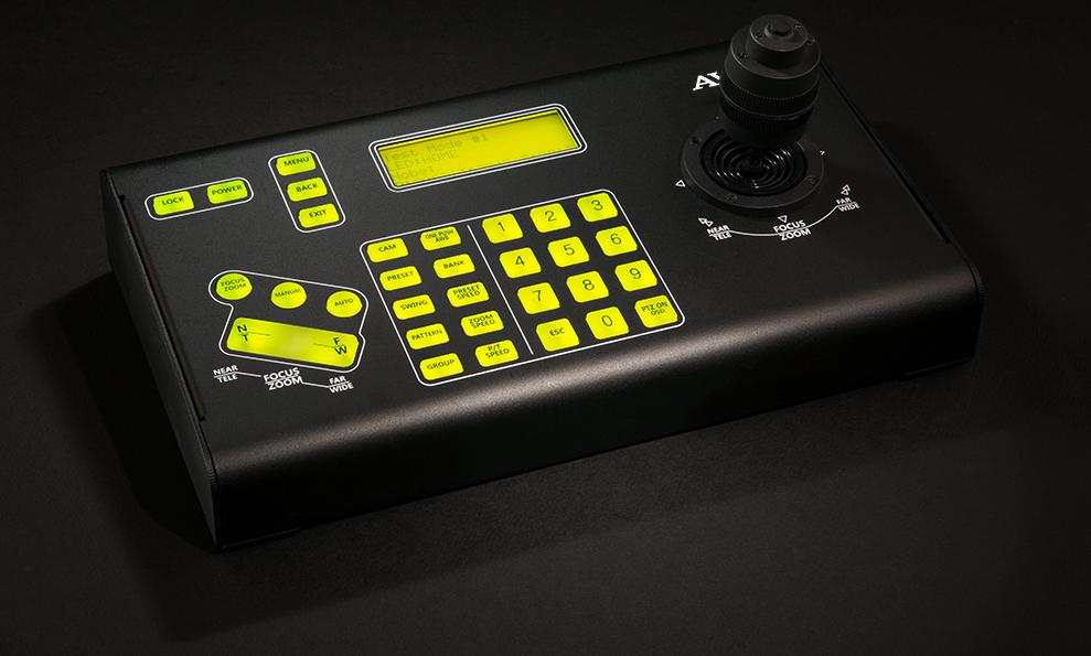 C-K100A Compact PTZ Controller