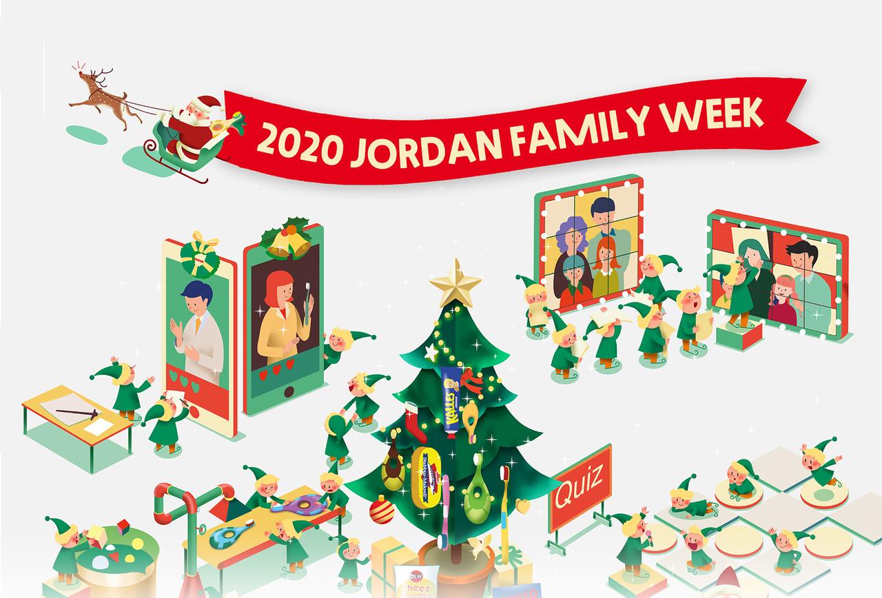 2020 JORDAN FAMILY WEEK