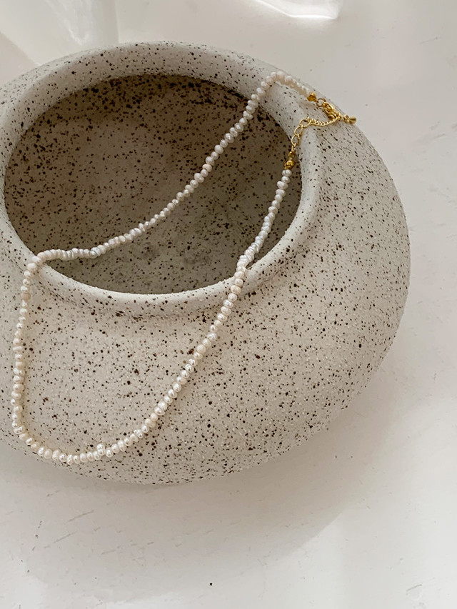 pearl nacklace