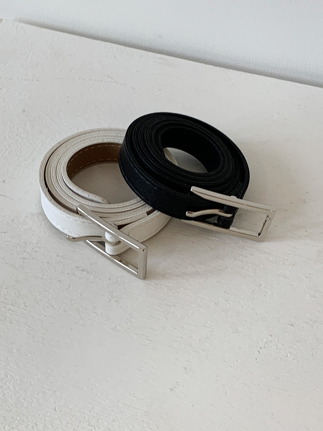 simple square belt