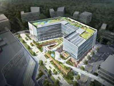 코오롱글로벌 (판교 제로시티 지식산업센터)<br>2017.3 ~2018.8