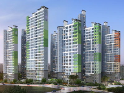 삼부토건 (천안 신방삼부르네상스)<br>2021.7 ~ 2022.12