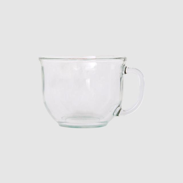 시리얼 유리컵
