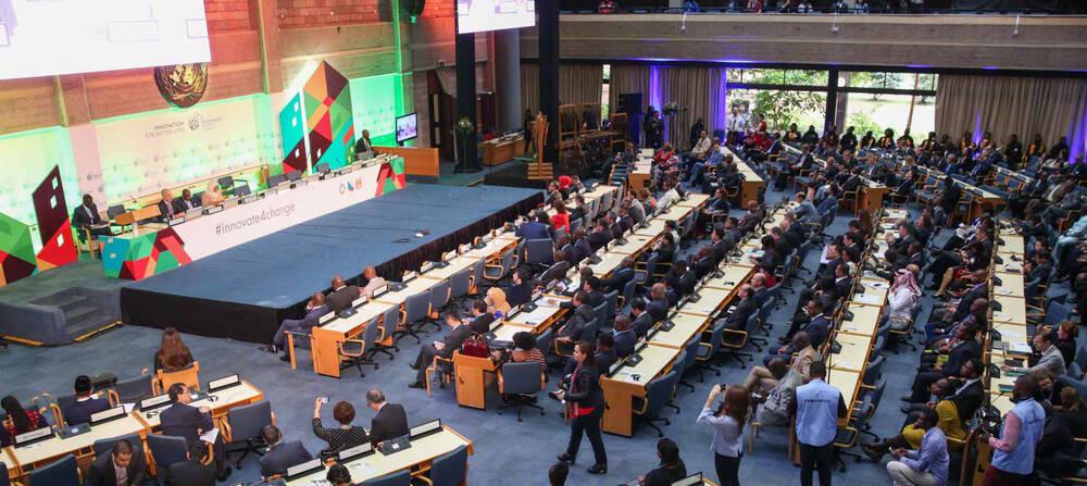 제1회 UN-HABITAT ASSEMBLY(총회)