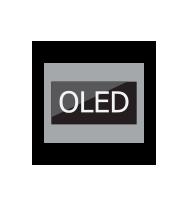 새로운 그룹별 OLED 터치 디스플레이