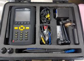 Vibration analysis / Field balances
