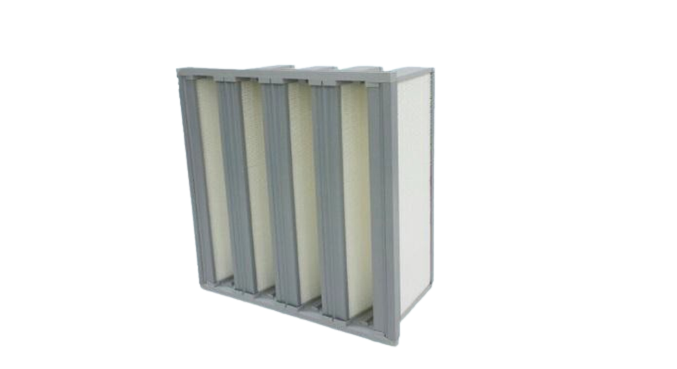 <b>Gas Turbine Intake Air Filter<br>(3rd : V-Bank)</b>