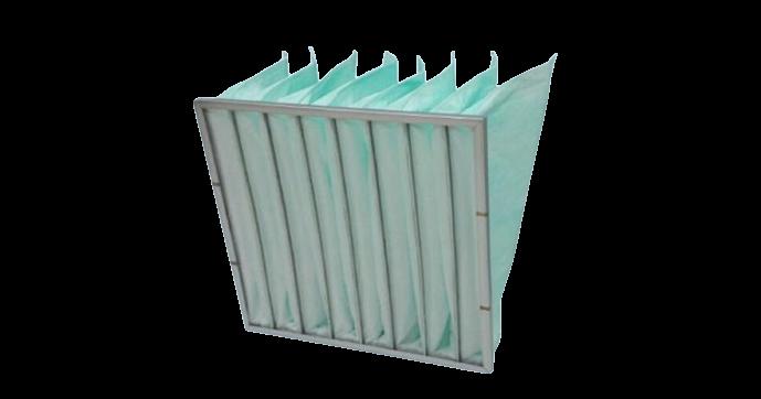 <b>Gas Turbine Intake Air Filter<br>(1st : Pre Filter)</b>