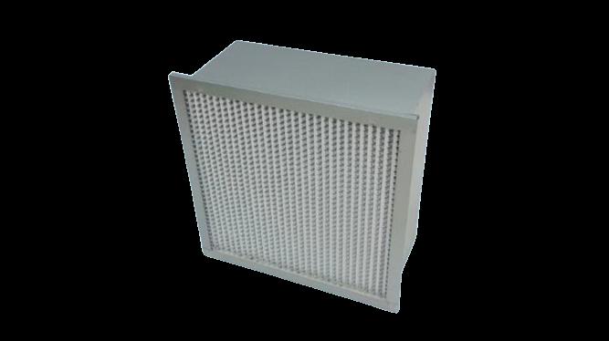 <b>Gas Turbine Intake Air Filter<br>(2nd : Medium Filter)</b>