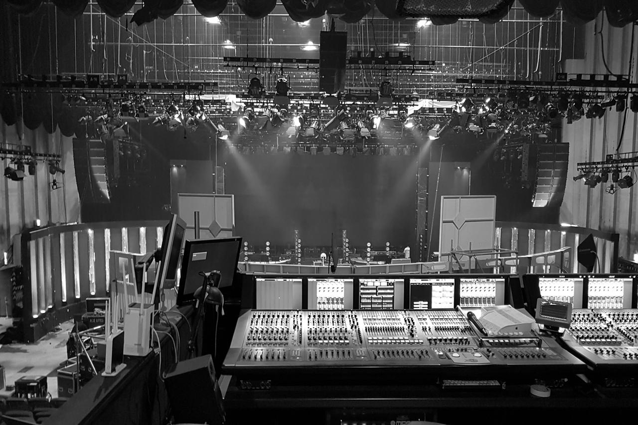 Broadcast Studio System