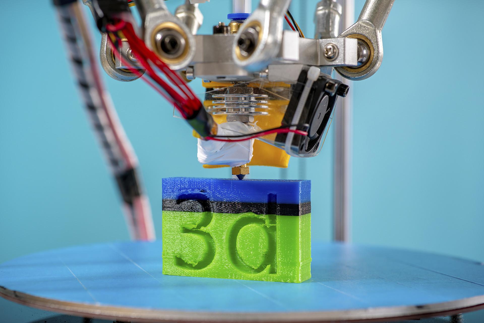 3D 프린터실