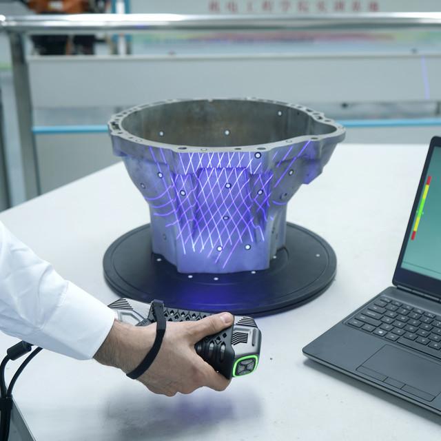 산업용 레이저 3D스캔