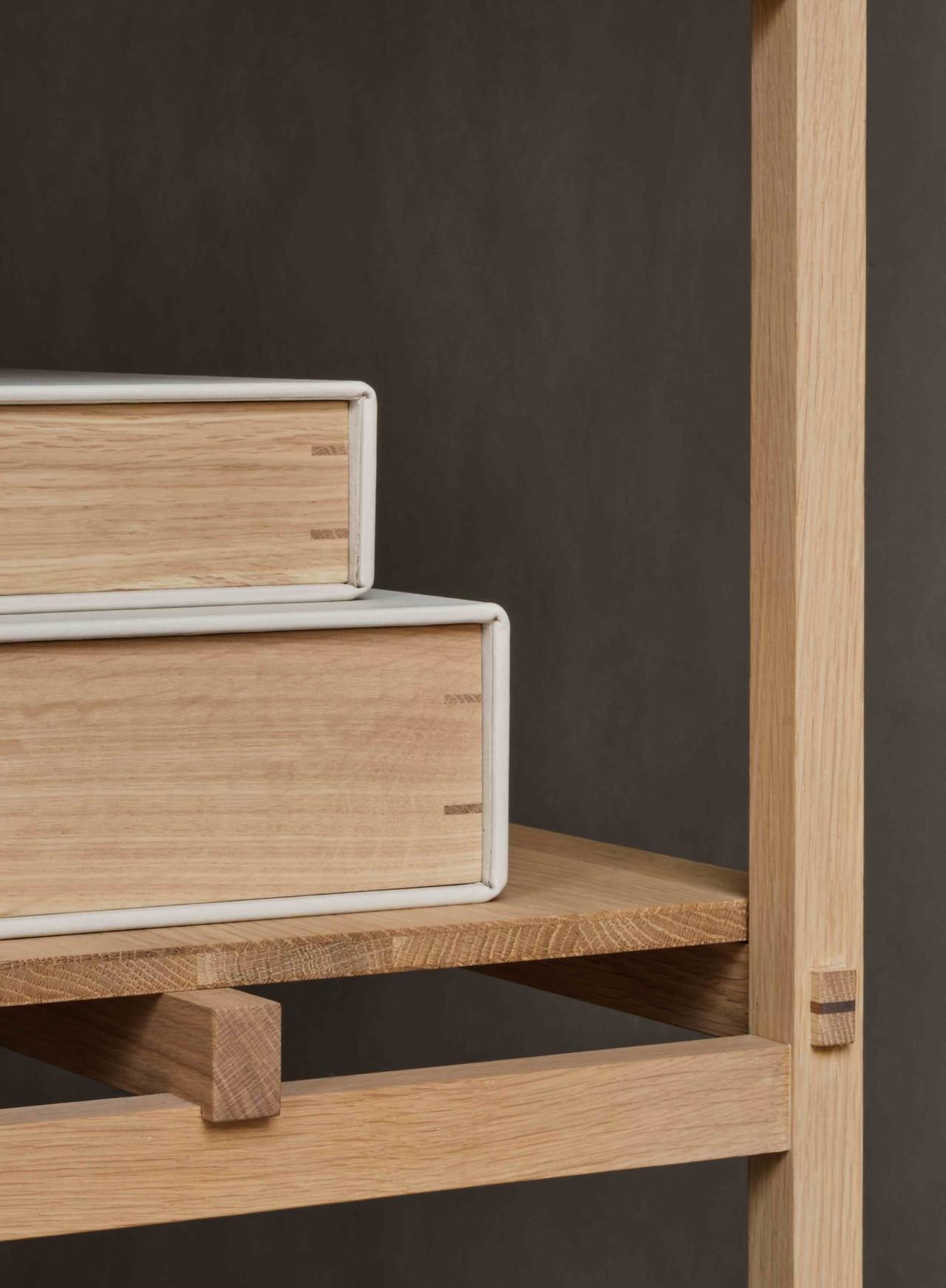 Karimoku Case Study | Book Boxes  | N-BB01