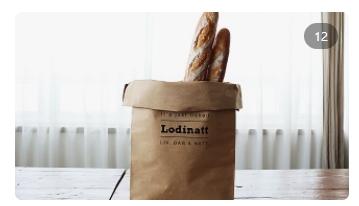빵봉투에 백팩을? 지속가능성에 진심인 브랜드, 로디나트