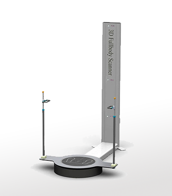 3D 바디스캐너 PFS-303 Apparel. PMT Innovation