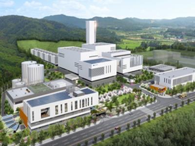 건물명 : 신세종복합발전소 건설<br>발주처 : 한진중공업<br>2021.08.06 ~ 2024.07.31