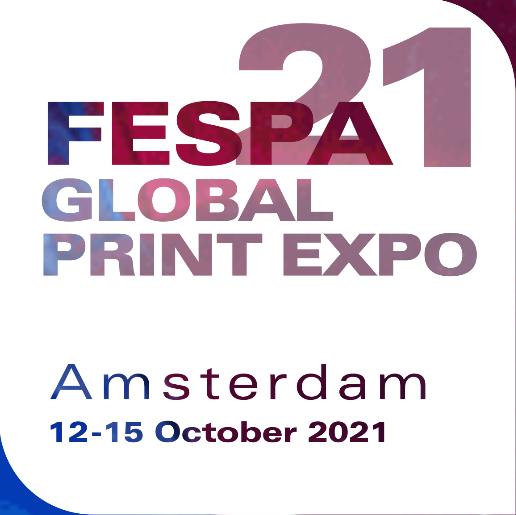 12-15 October 2021 FESPA - AMSTERDAM, NETHERLAND