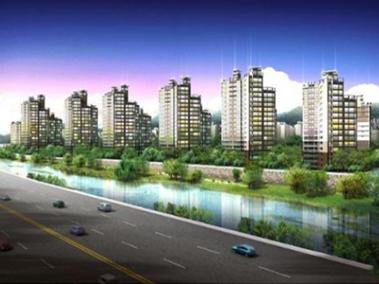 건물명 : 대구 수성용두 해모르<br>발주처 : 한진중공업(781세대)<br>2021.09 ~ 2023.10