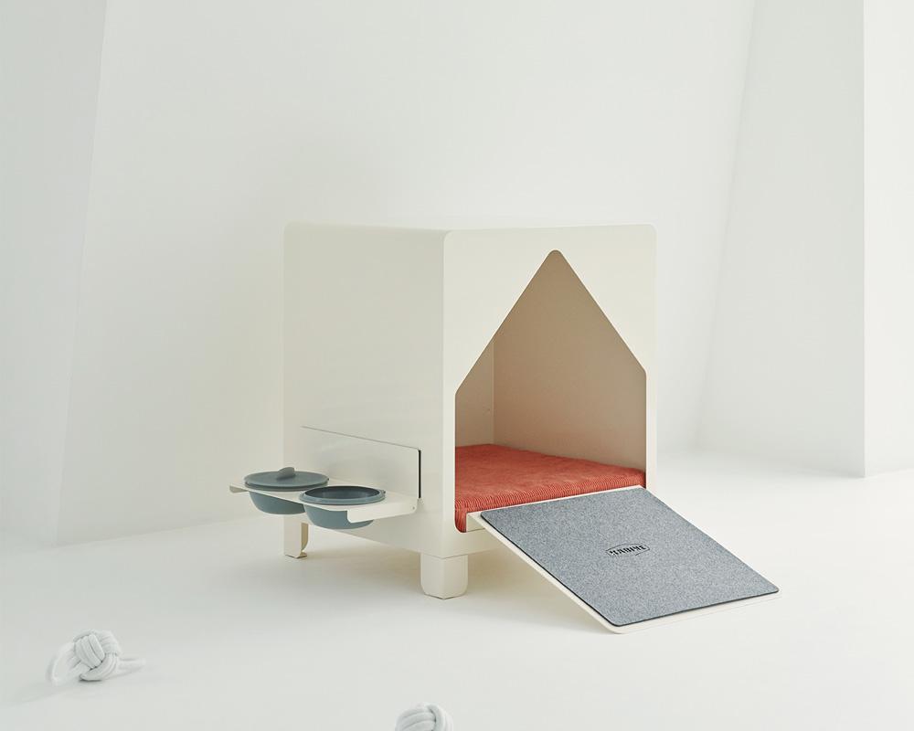 <h4><b>KABINE PATPAT HOUSE</b><br>(Orange Bed)</h>