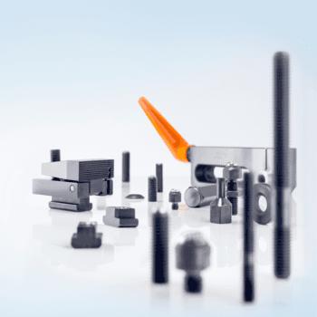 픽스쳐 시스템을 위한 표준 부품