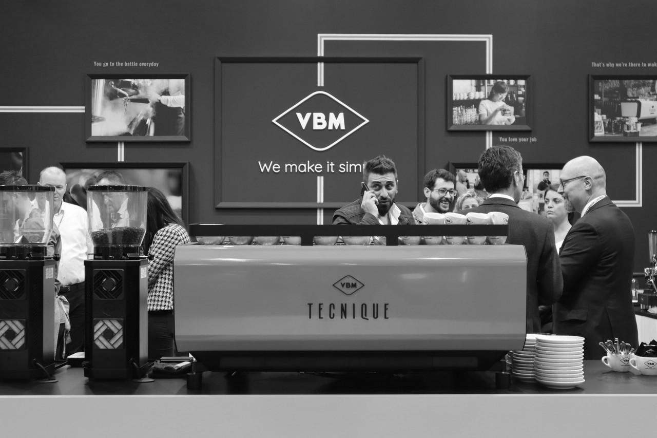 VBM 커피머신