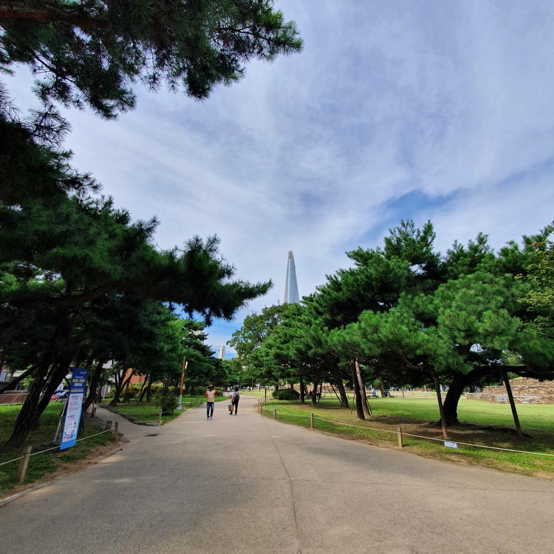 석촌고분공원
