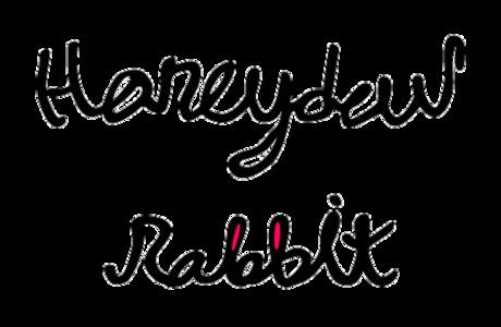 허니듀래빗 Honeydew Rabbit