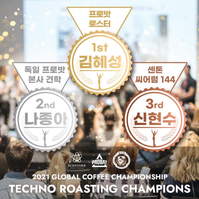 2021 Global Coffee Championship : TECHNO ROASTING