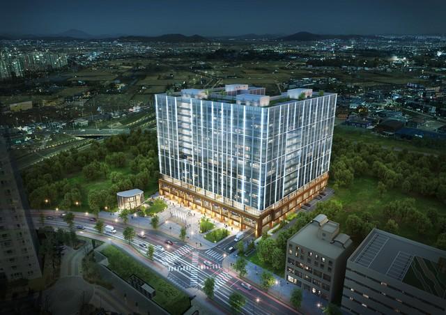 김포 한강 르네상스 지식산업센터