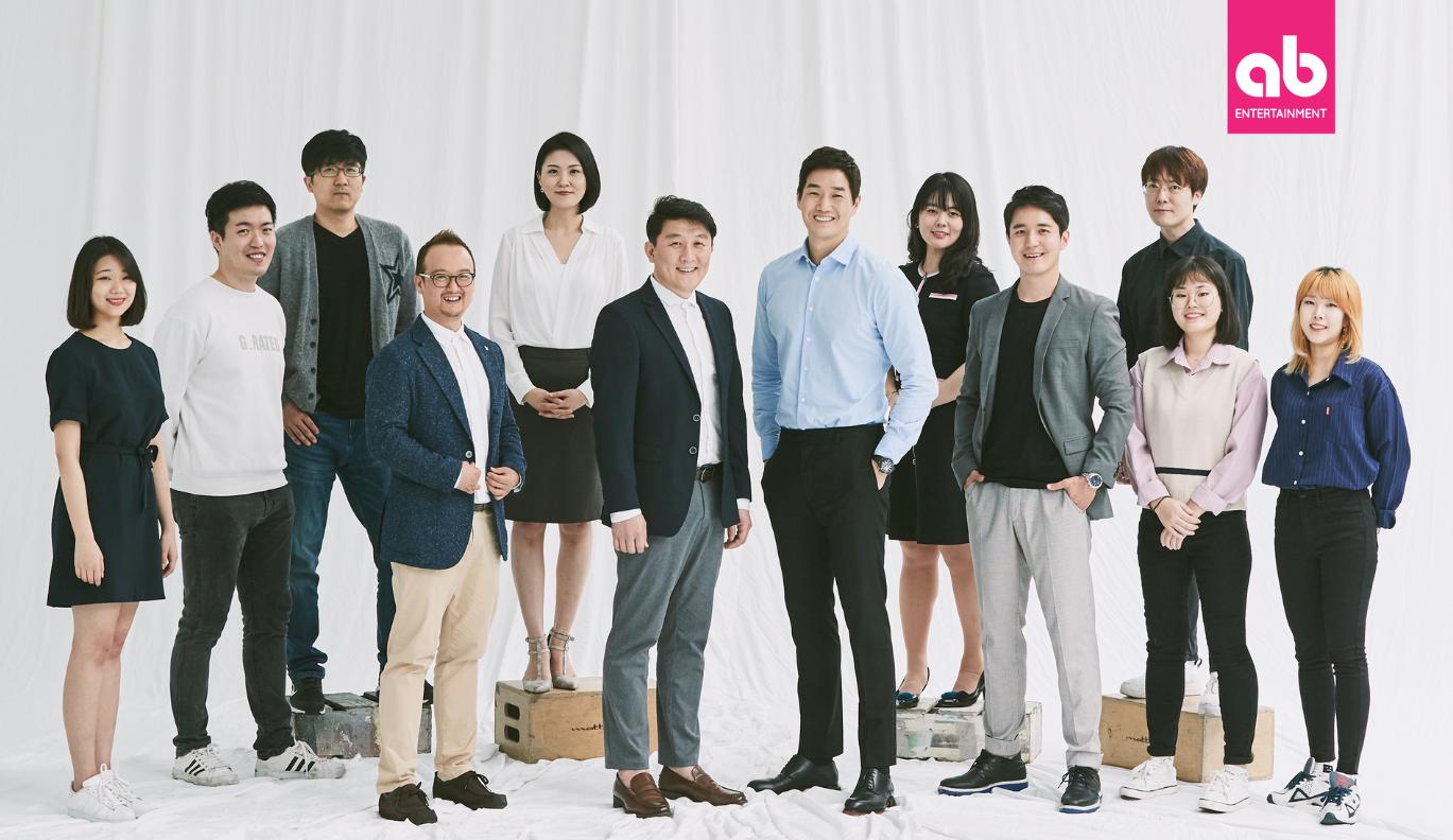 강남 애니벅스 웹툰학원 임직원
