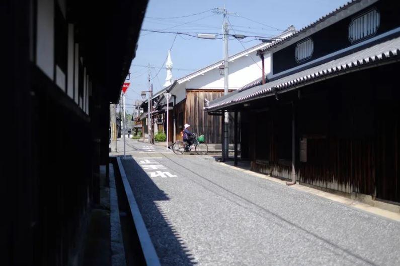 오사카 시골