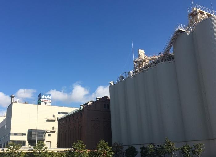 아사히 맥주 스이타 공장