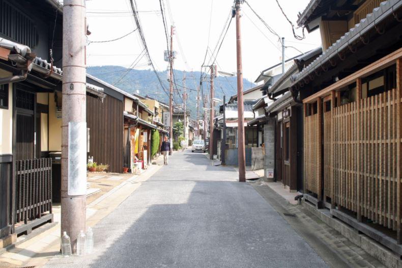 나라현 나라마치
