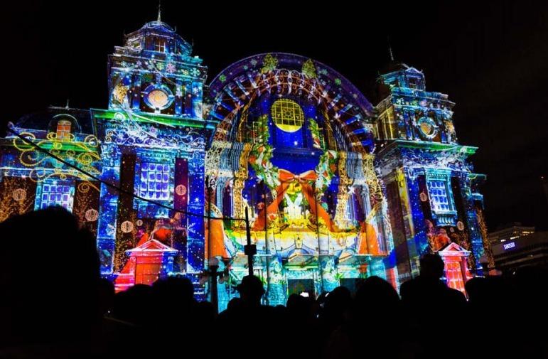 오사카 빛축제